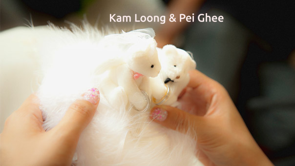 Kam Loong and Pei Ghee